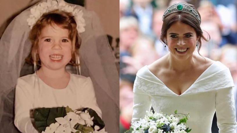 Princess Eugenie's best throwback photos from Instagram