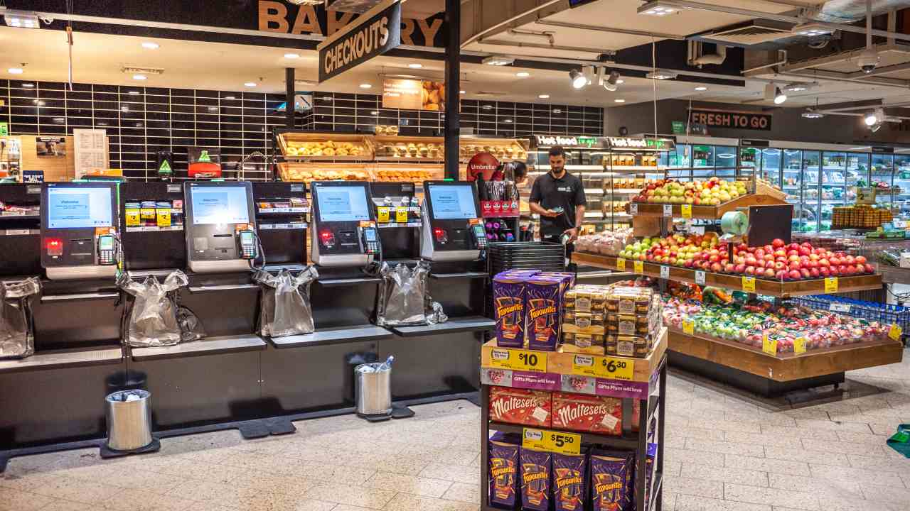 Why your local supermarket is getting smaller