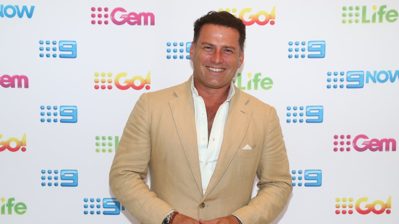 """I was struggling"": Karl Stefanovic breaks silence on Today axing"