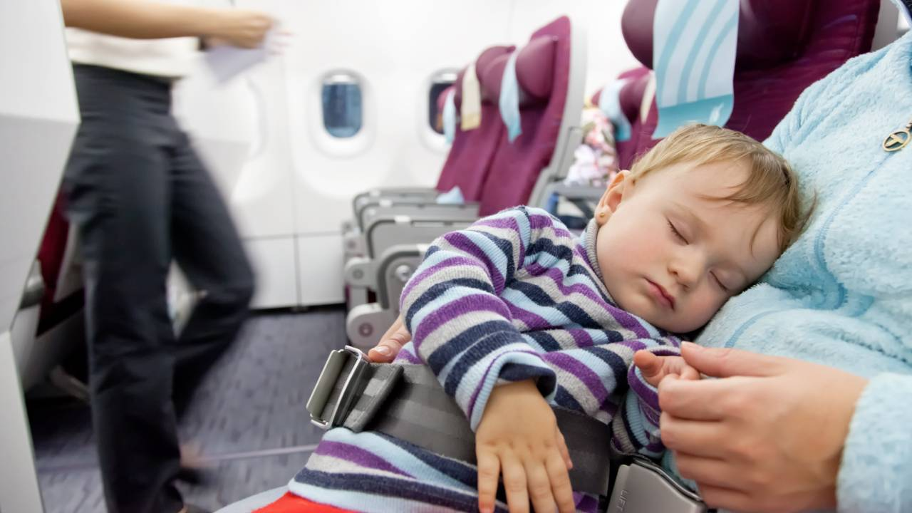The verdict is in: People don't want babies on flights