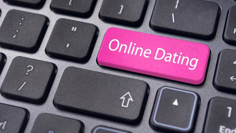 How to flirt safely with online dating