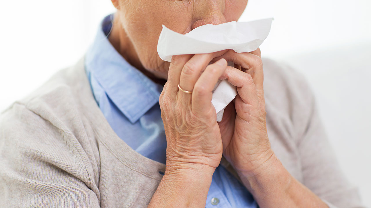 Health check: How long should you stay away when you have a cold or the flu?