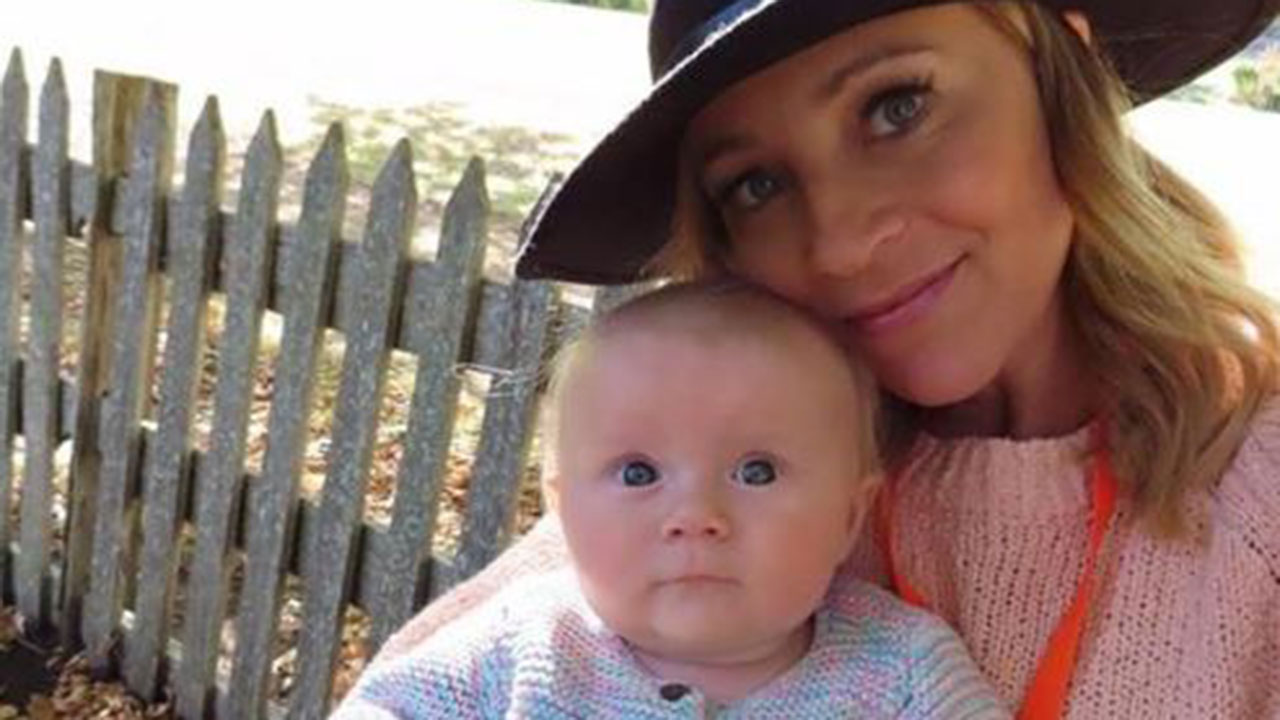 "Carrie Bickmore reveals surprising struggle with new baby Adelaide: ""It was a shock!"""