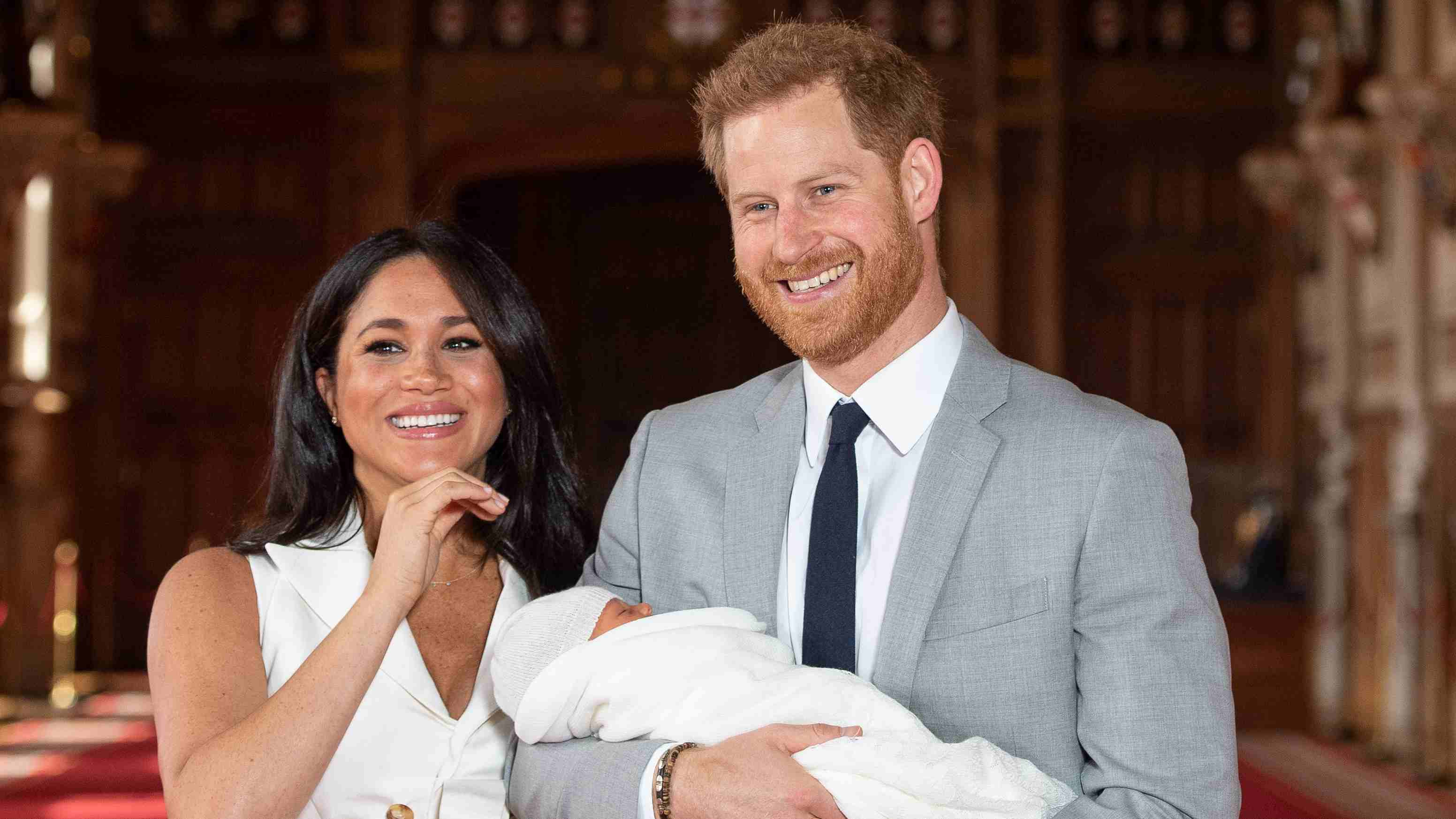 The surprising details around baby Archie's christening – and why his godparents might be revealed after all