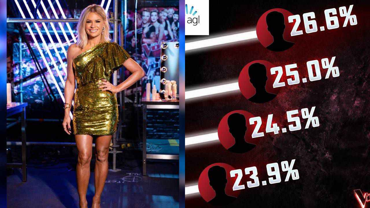 """The Voice grand final under fire over voting glitch: """"Website crashed"""""""