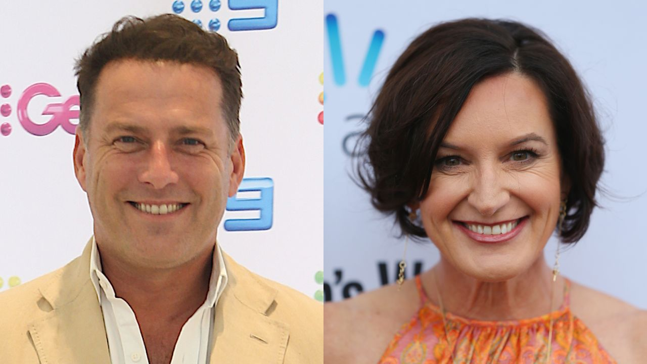For sale: Karl Stefanovic and Cassandra Thorburn's $8 million Sydney mansion hits the market