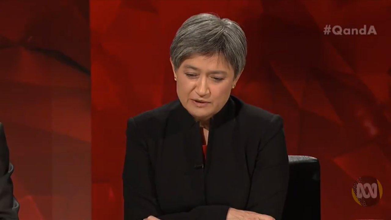 """Two points I want to address"": Senator Penny Wong delivers a message to Israel Folau"