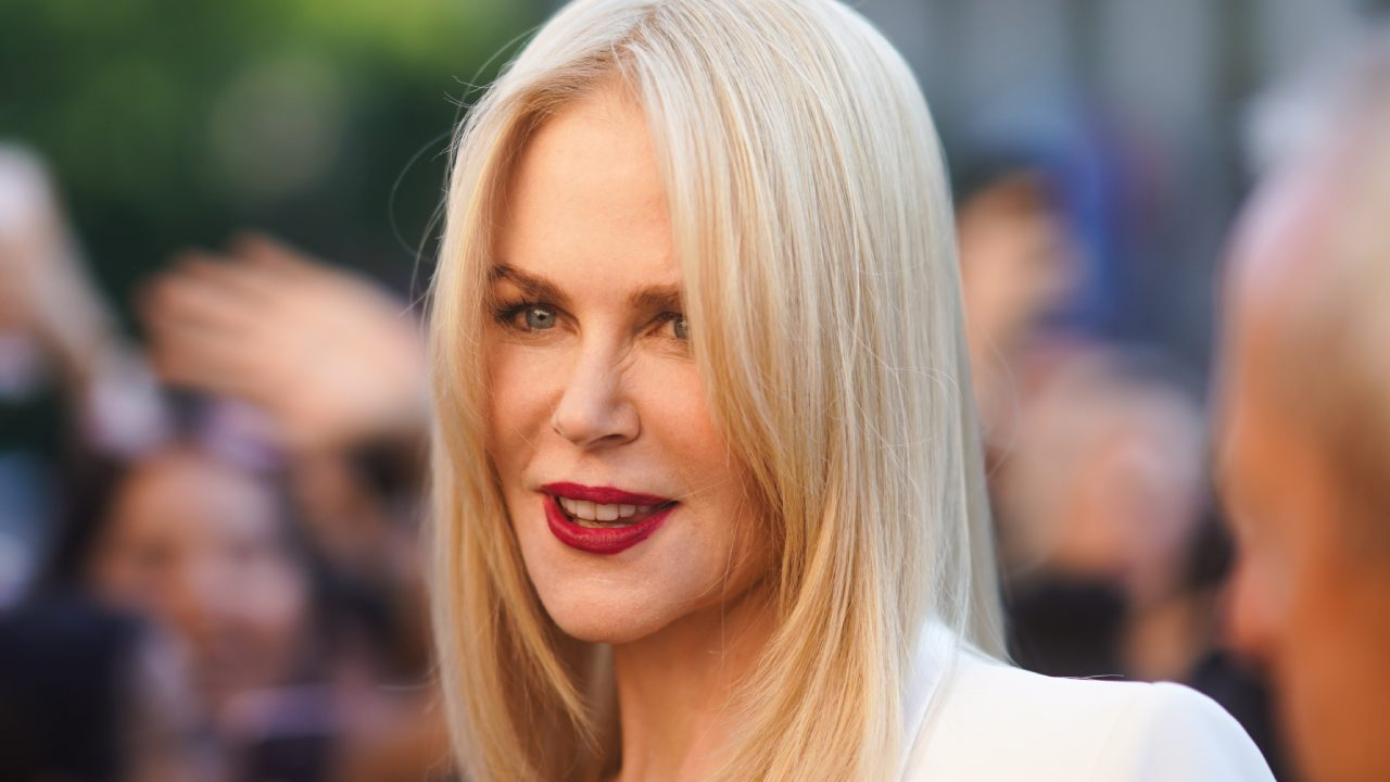Nicole Kidman's candid admission about sex scenes in movies