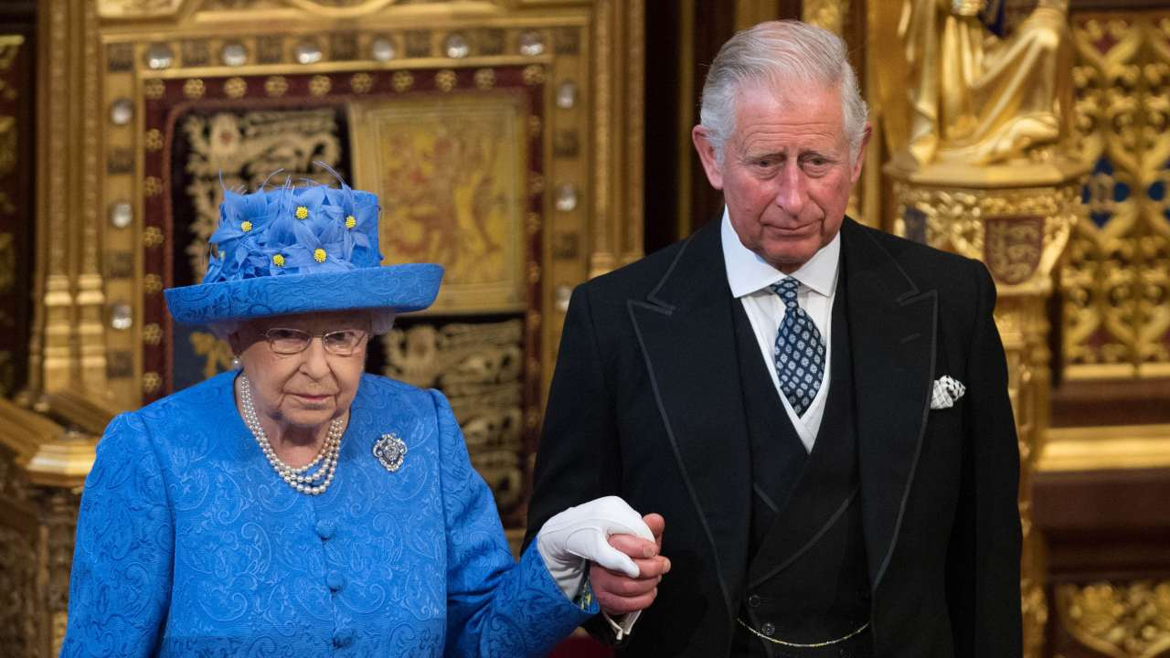 When the Queen will hand over power to Prince Charles