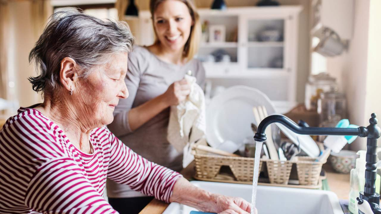 """Why money can't """"buy"""" housework"""