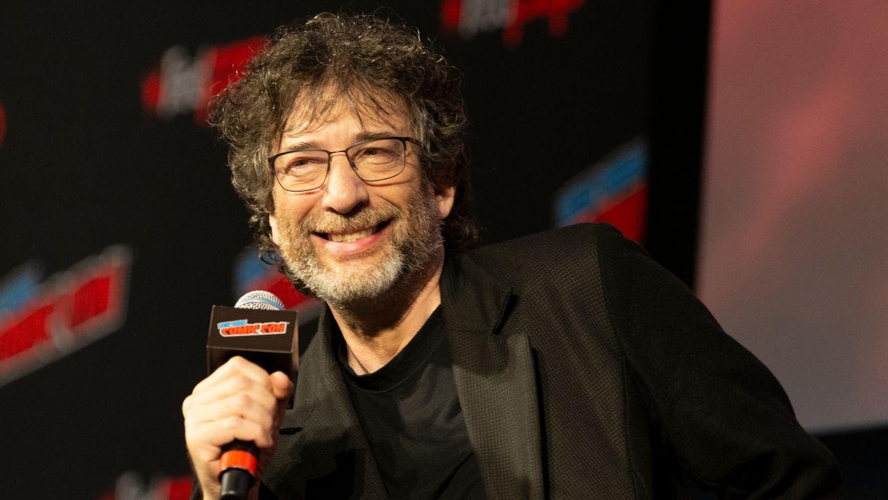 Coming soon to Netflix: Neil Gaiman's popular comic book series