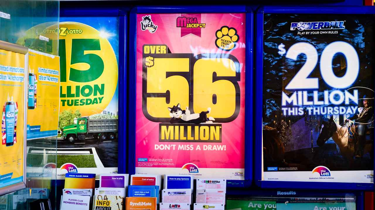 What to do when you win a lottery