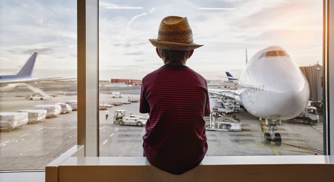 Ditch the cotton wool and let kids travel independently