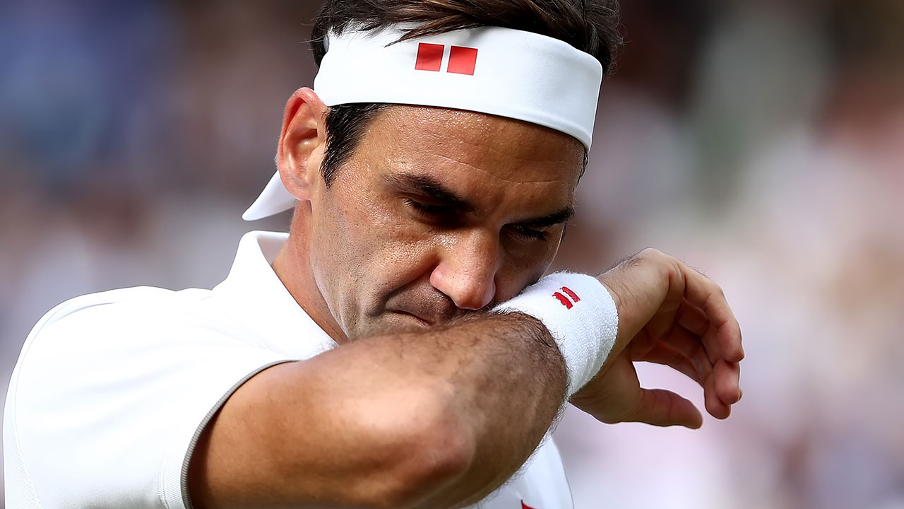 """It hurts"": Roger Federer's crushing admission after nail-biting Wimbledon finals loss"