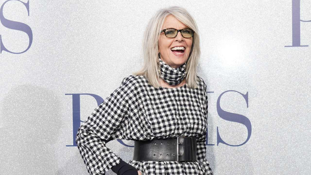 """Diane Keaton reveals she hasn't dated anyone in 35 years: """"Men never ask me out"""""""
