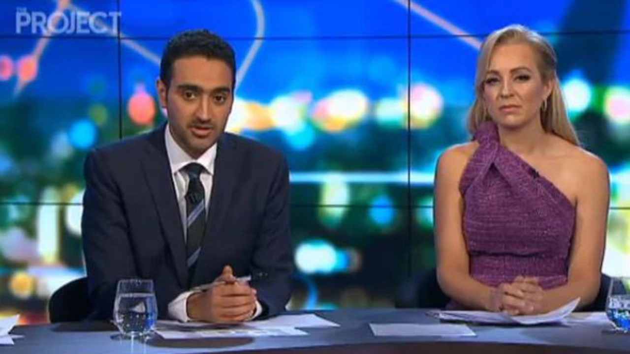 """I have nothing"": Waleed Aly lost for words over father's plight"