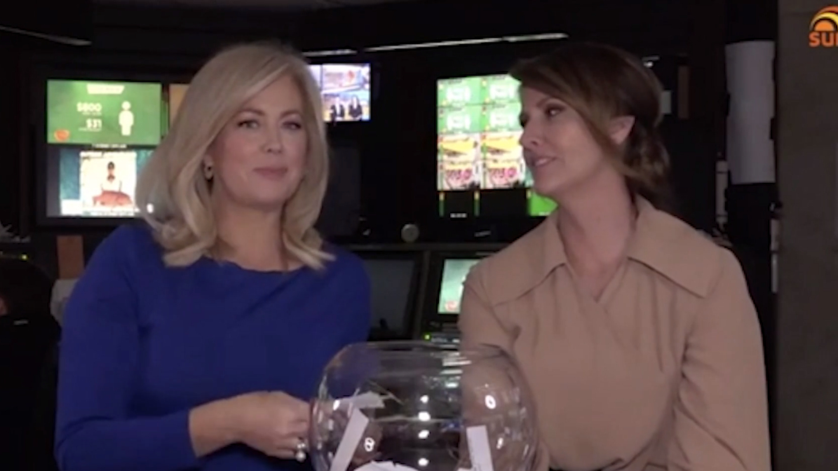 Sunrise's Natalie Barr goes on foul-mouthed tirade about Samantha Armytage