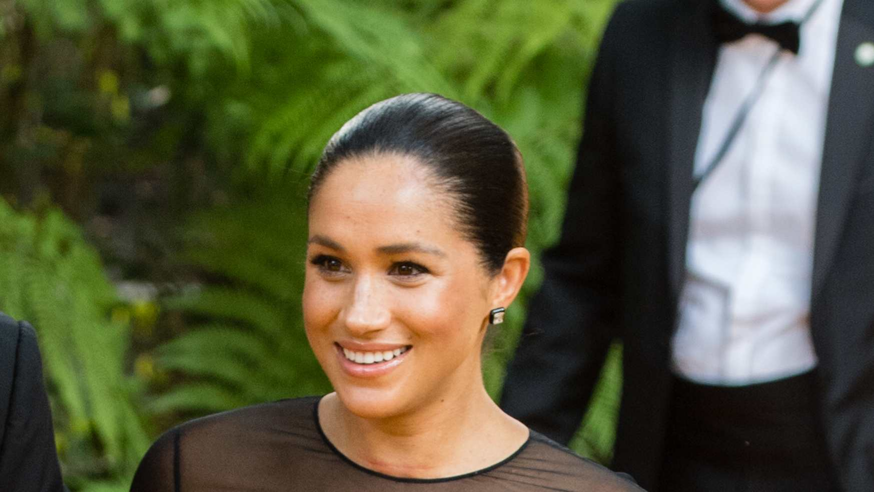 """""""They don't make it easy"""": Duchess Meghan gets candid about life as a royal"""
