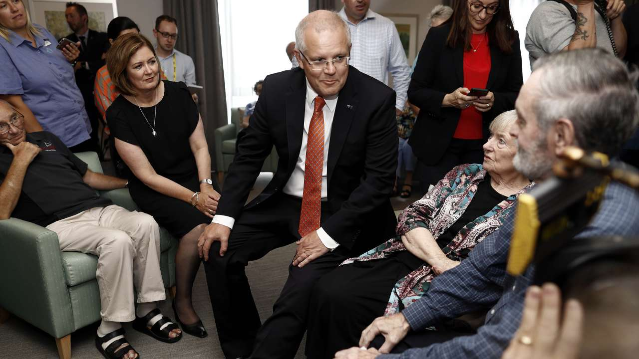 Australia's residential aged care facilities are getting bigger and less home-like
