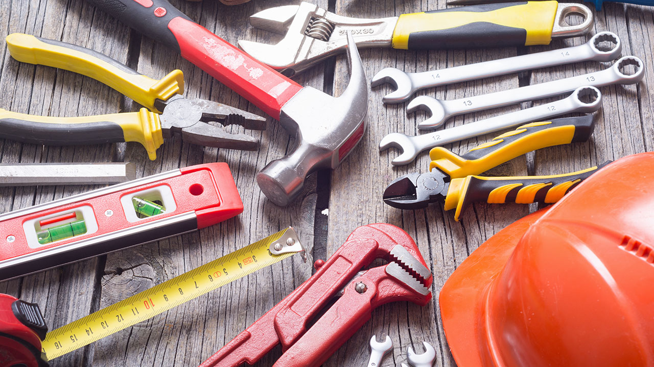 How to make your hand tools look as good as new