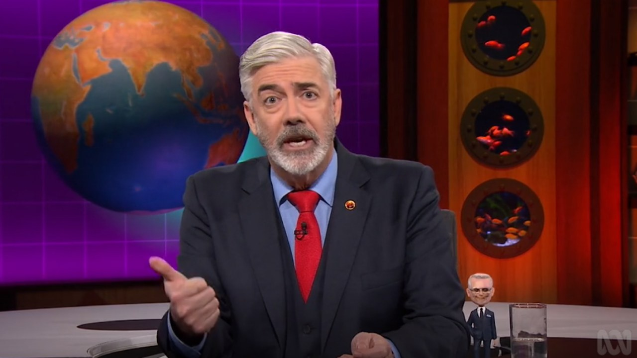 """""""Idiots"""": Shaun Micallef is Mad As Hell after ABC airs wrong episode"""