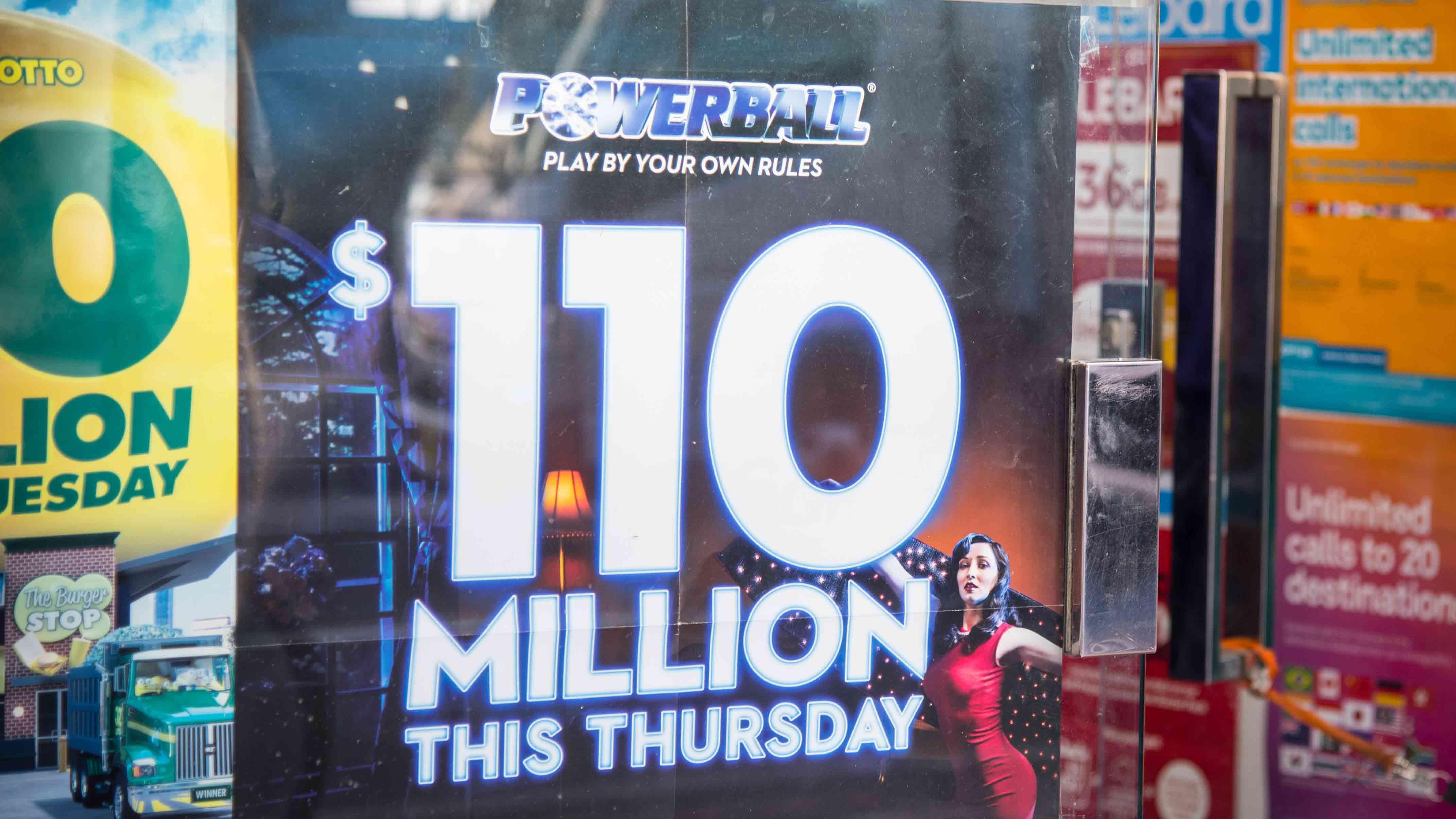 Adelaide man's insane $110 million Powerball bonanza – wins 20 times!