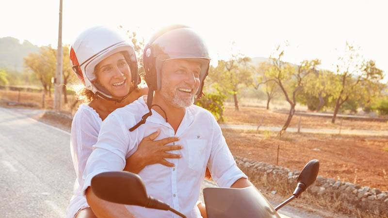 50 reasons why you should love being over 50