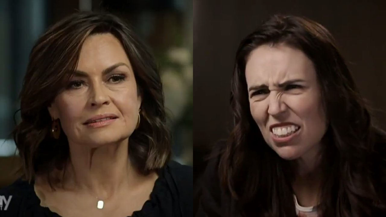 """""""Probably going to get criticised"""": Lisa Wilkinson doesn't hold back in interview with NZ PM Jacinda Ardern"""