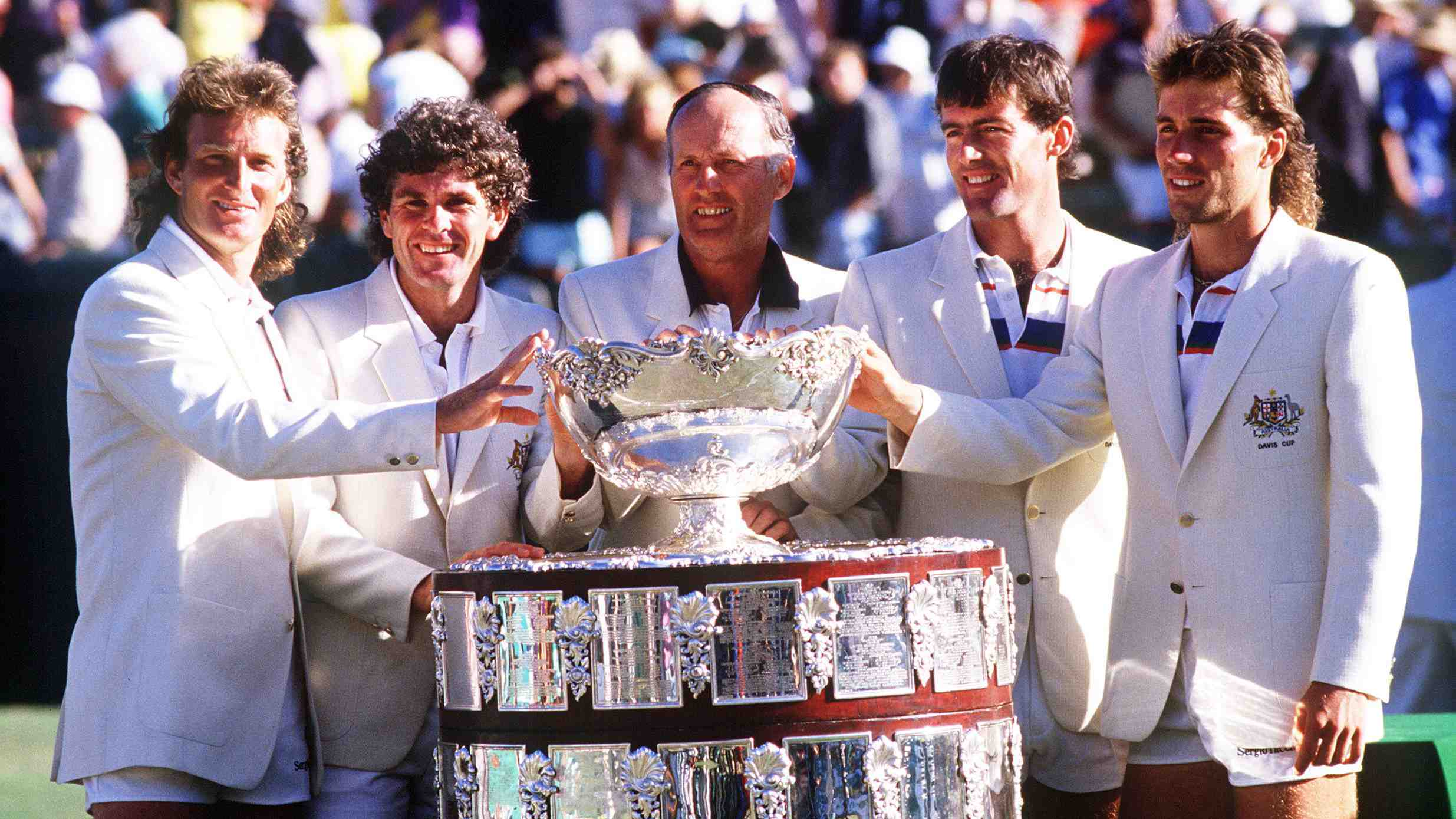 Australian tennis legend passes away aged 64