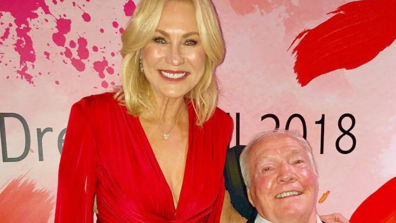 """Golf club owner Kerri-Anne Kennerley is suing over husband's fall is a long-time """"friend"""""""