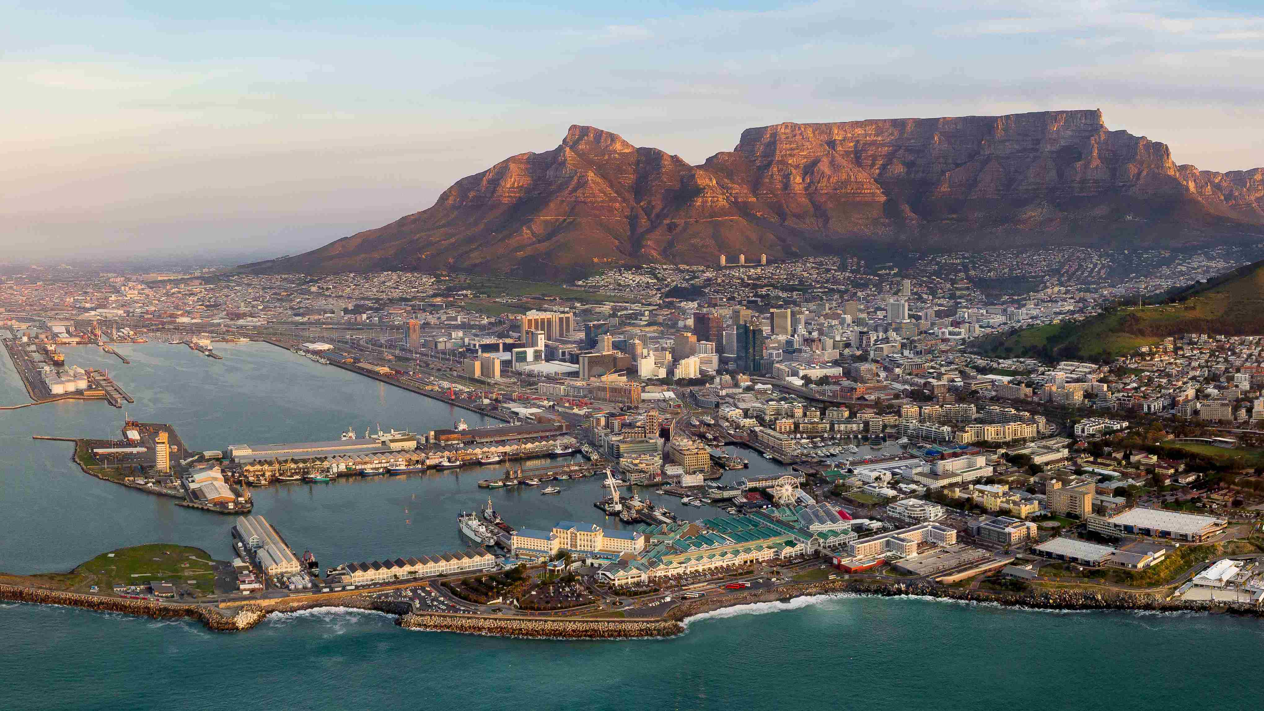 The allure of Cape Town