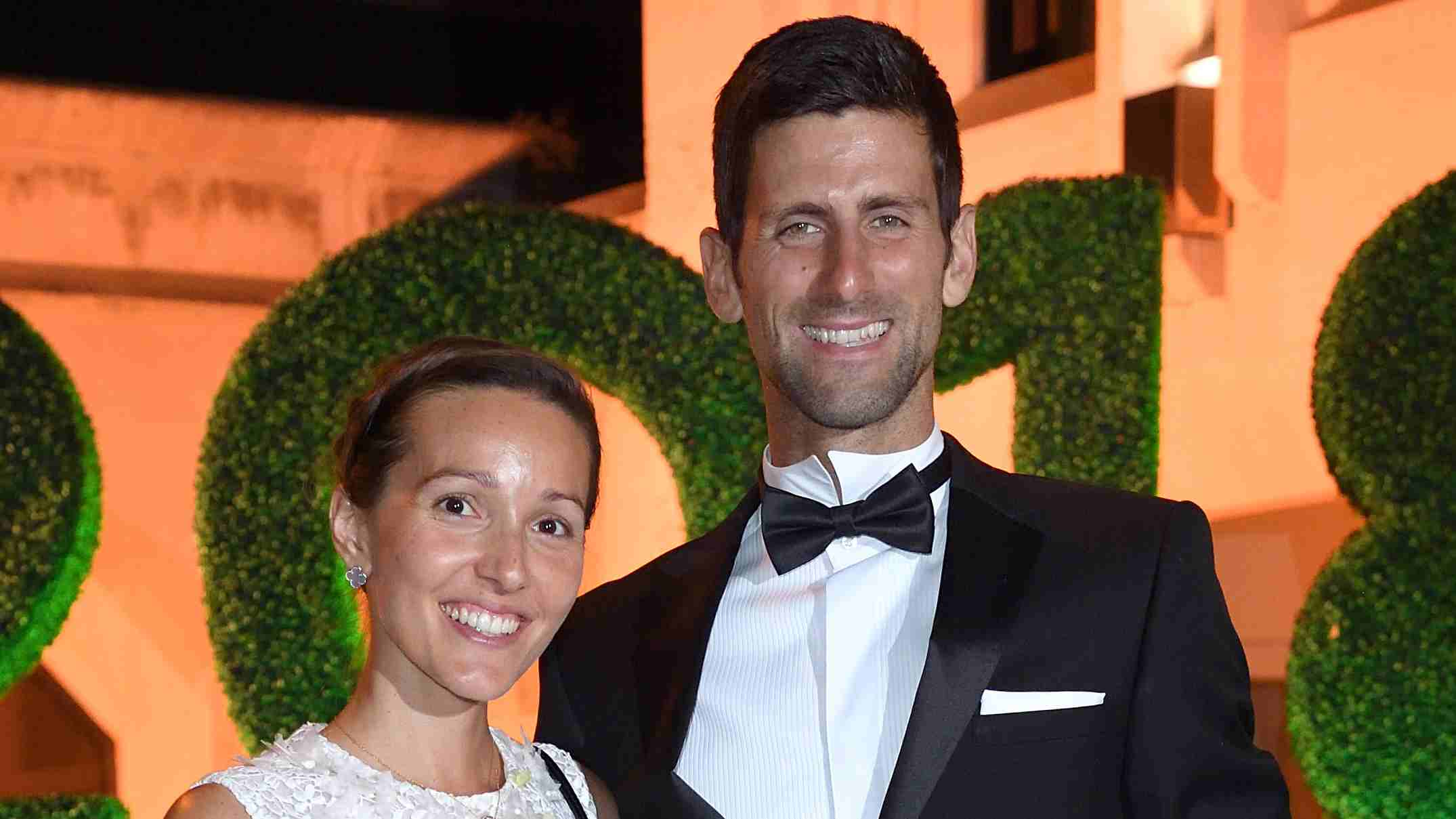 Novak Djokovic rocked by marriage claims after wife's no-show at Wimbledon
