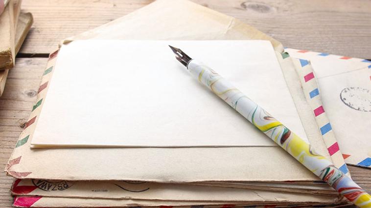 The art of handwritten letters