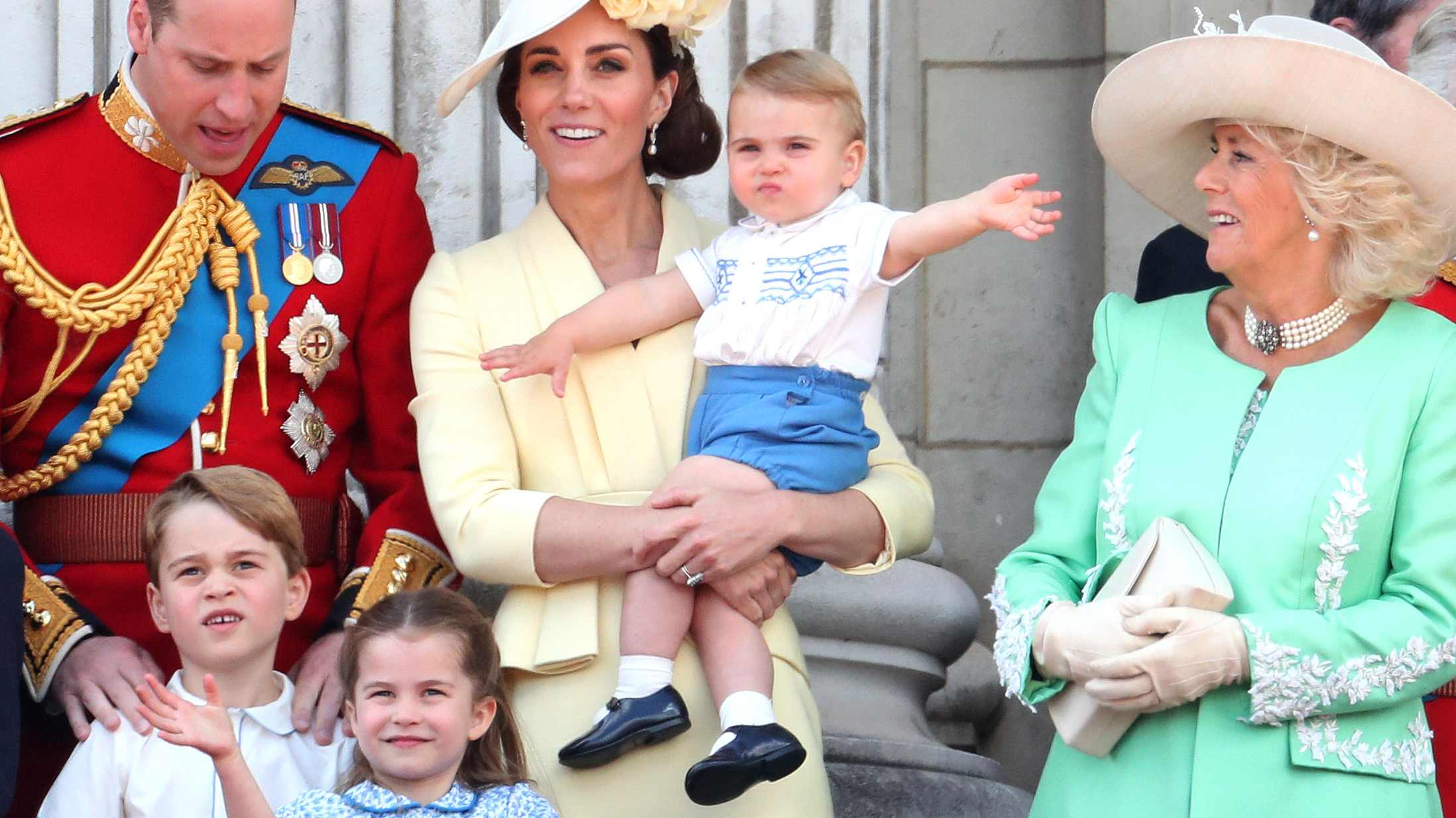 What a treat! Unseen photo of Prince William and Duchess Kate's three children emerges