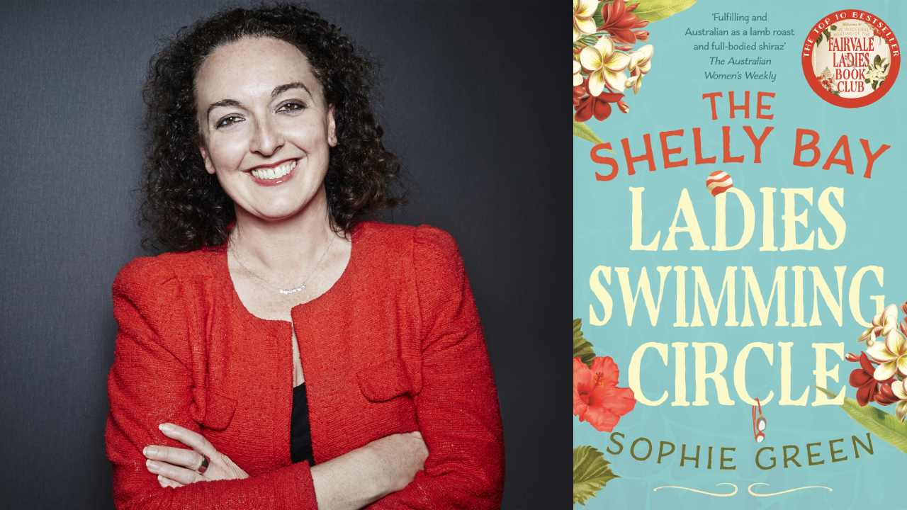 5 minutes with author Sophie Green