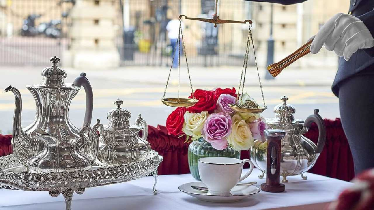 Would you drink this $900 pot of tea?