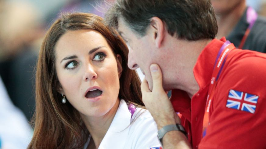 Duchess Kate's best reaction pictures of all time