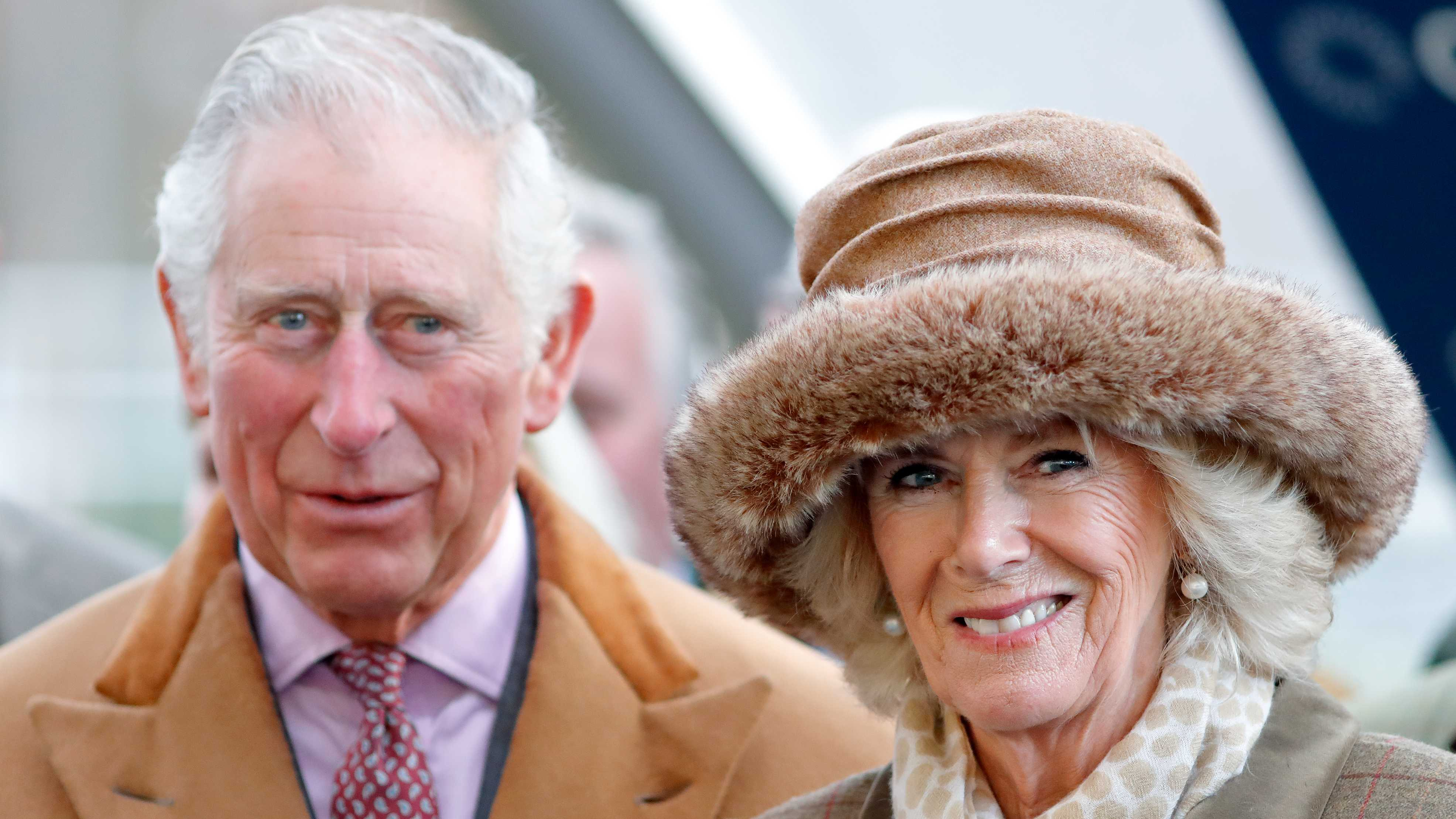 Prince Charles and Duchess Camilla make exciting announcement