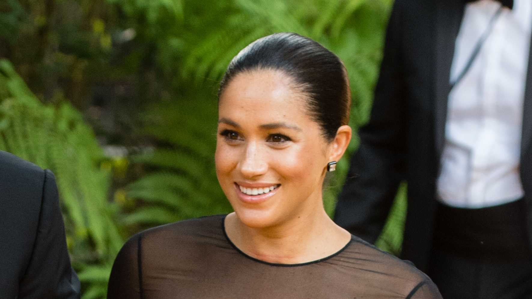 The palace confirms Duchess Meghan's big new role