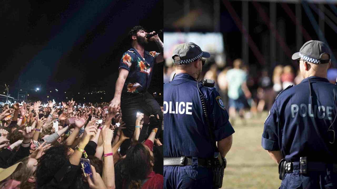 War on drugs: NSW cop's radical plan to shut down music festivals