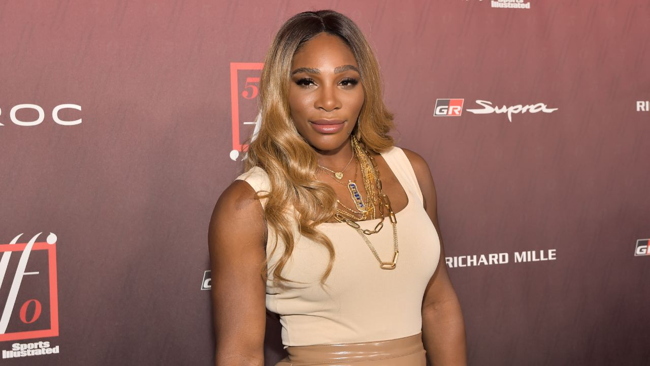 Perfect for every body shape: The $174 Serena Williams dress fans can't get enough of