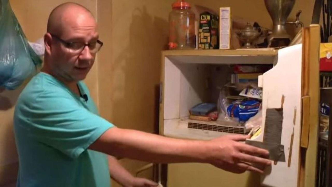 Man's horrific find in his mother's freezer