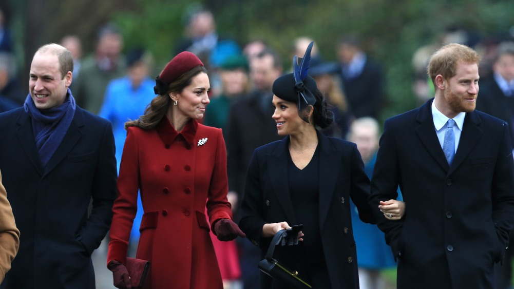 Royal news: Fab foursome make incredible announcement