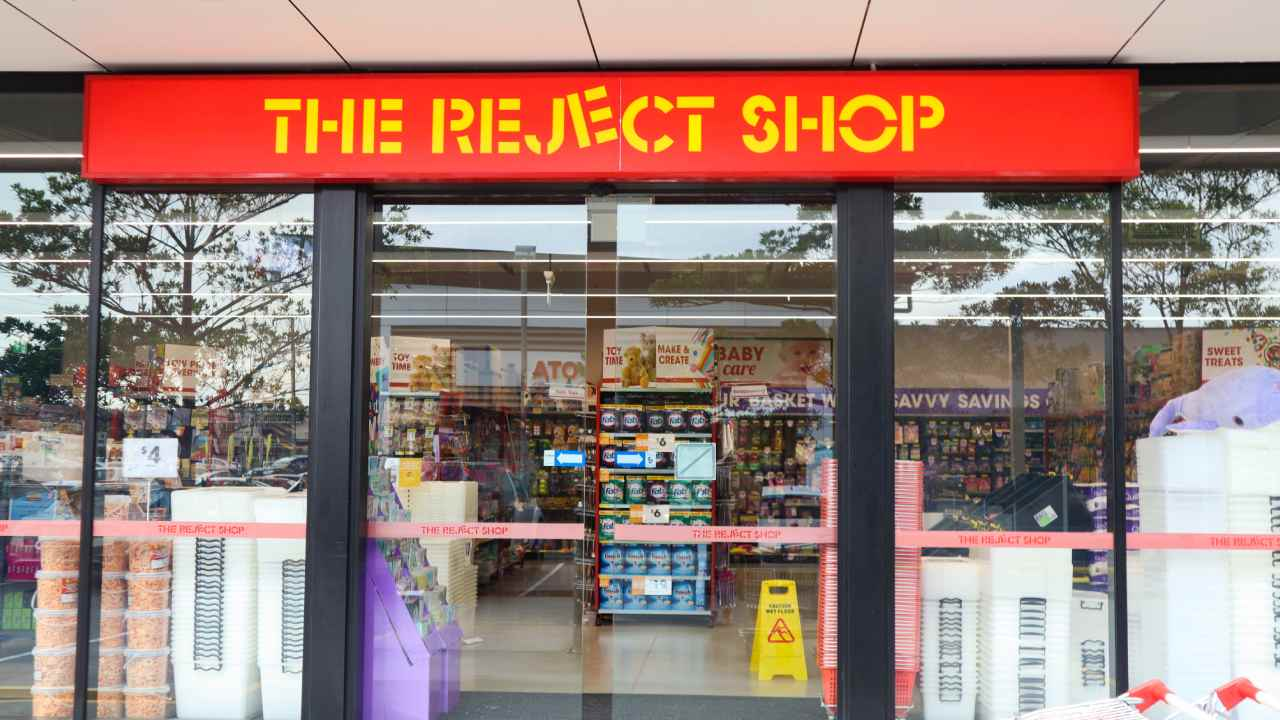 The Reject Shop launches affordable new homewares range to compete with Kmart