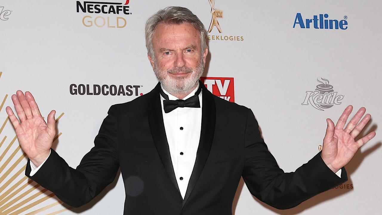 5 of the funniest tweets from actor Sam Neill