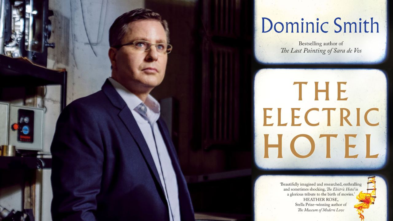5 minutes with author Dominic Smith