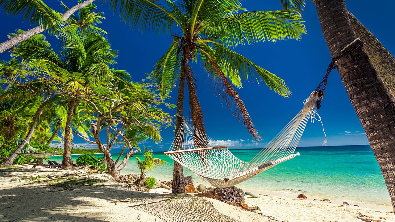 Fiji: A simple holiday in the sun