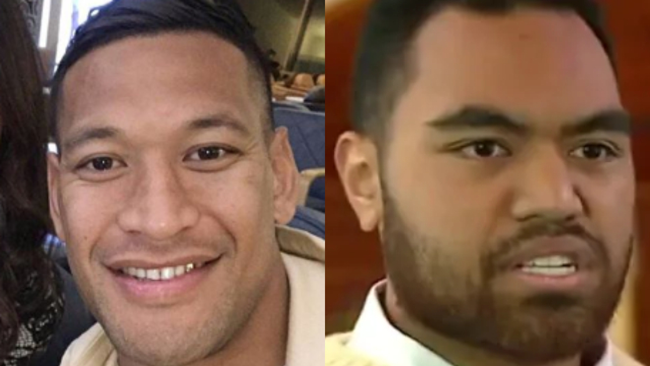 The apple doesn't fall from the tree! Israel Folau's cousin loses job over religious comments