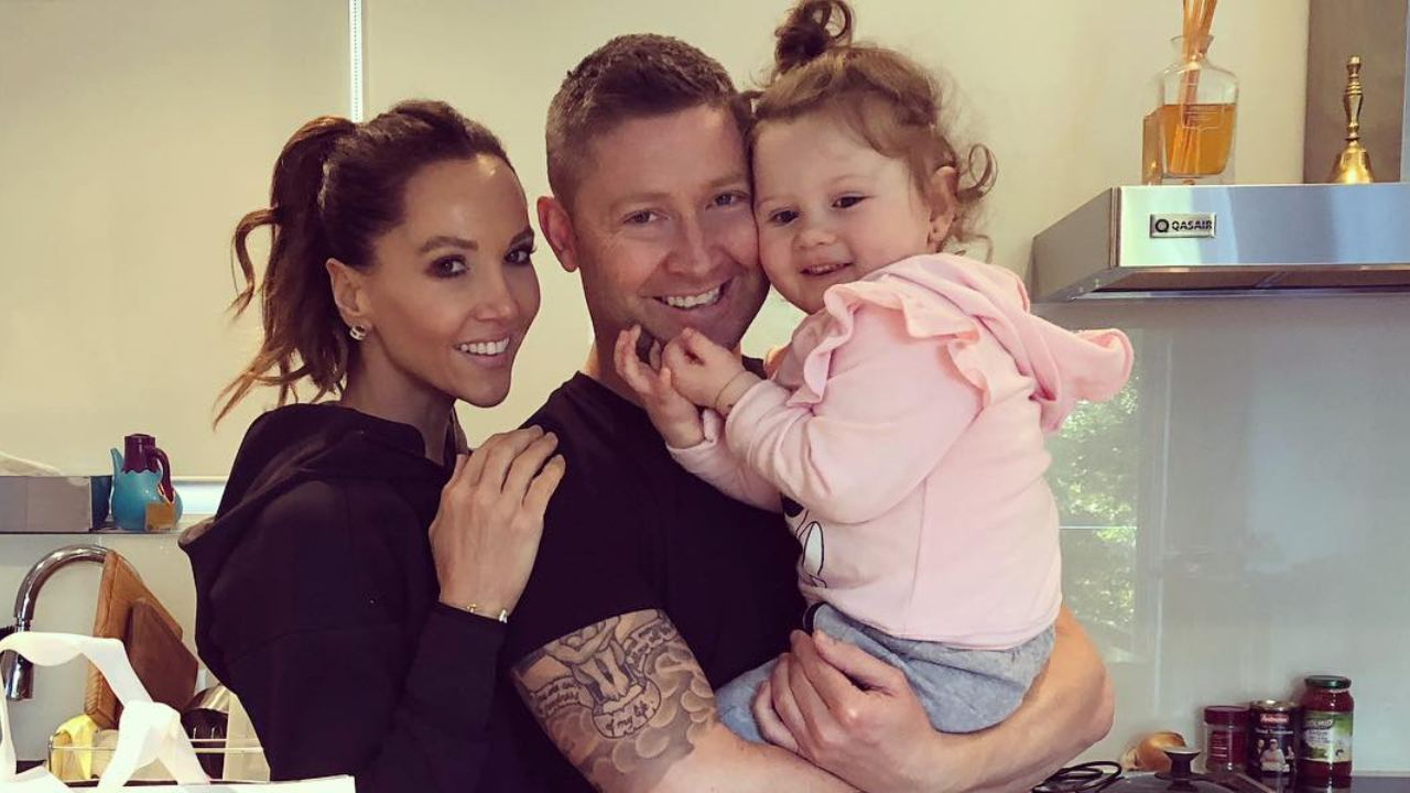 """""""Horrible feeling"""": Michael and Kyly Clarke open up on daughter's harrowing asthma attack"""