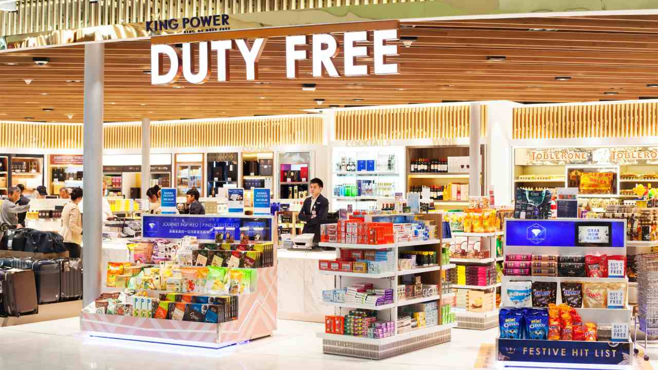 Duty-free shopping: The do's and don'ts for nabbing a bargain